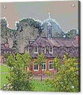 10290 Schloss Clemenswerth 10 Acrylic Print