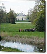 Schloss Woerlitz Acrylic Print