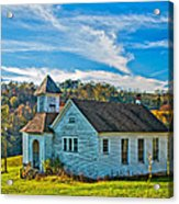 School Is Out Acrylic Print