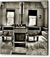 School Room Acrylic Print