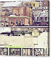 Schuylkill Scenery Acrylic Print