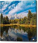 Schwabacher Autumn Acrylic Print