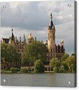 Schwerin Palace - Germany Acrylic Print