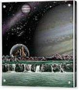 Sci-fi Acrylic Print