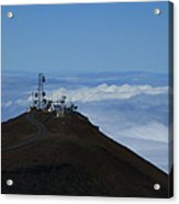 Science City Haleakala Acrylic Print