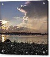 Scituate Harbor Ma Acrylic Print