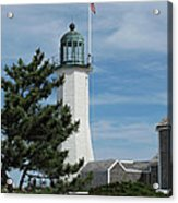 Scituate Light Five Acrylic Print