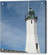 Scituate Light Four Acrylic Print