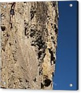 Scorched Earth Climbing 3 Acrylic Print