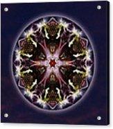Scorpio Moon Warrior Acrylic Print