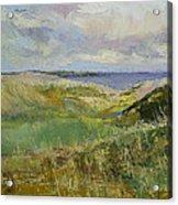 Scotland Landscape Acrylic Print by Michael Creese