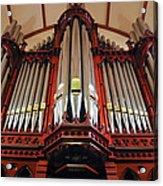 Scots Church Melbourne Acrylic Print
