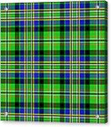 Scott Tartan Variant Acrylic Print