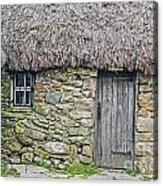 Scottish Farmhouse Acrylic Print