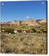 Scotts Bluff National Monument - Scottsbluff Nebraska Acrylic Print