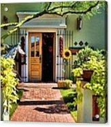 Scottsdale Courtyard Acrylic Print