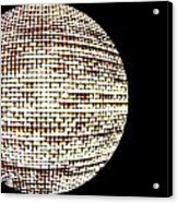 Screen Orb-19 Acrylic Print