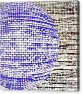 Screen Orb-30 Acrylic Print