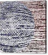 Screen Orb-33 Acrylic Print