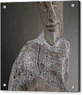 Sculpture In Stone Acrylic Print