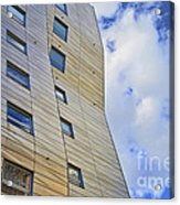 Sculpture Or Building Or Both 2 Acrylic Print