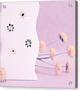 Scurves - S03acr01 Acrylic Print