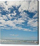 Sea And Sky 2 Acrylic Print