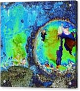 Sea Breeze Acrylic Print by Tom Druin
