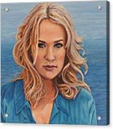 Carrie's Sea Cruise Acrylic Print