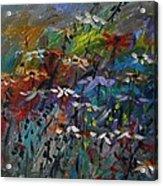 Sea Garden Acrylic Print