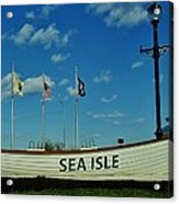 Sea Isle City Acrylic Print