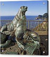 Sea Lion Caves - Oregon Acrylic Print