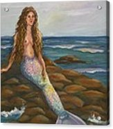 Sea Maiden Acrylic Print