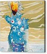 Sea Man Acrylic Print