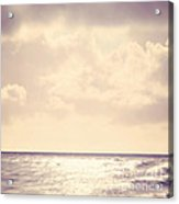 Sea Sparkle Acrylic Print