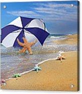 Sea Star Celebration  Acrylic Print
