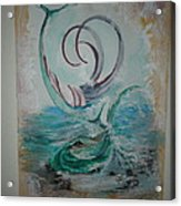 Sea Treasures Acrylic Print