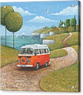 Sea Van Variant 1 Acrylic Print