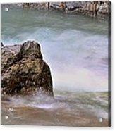 Sea Wave 3 Acrylic Print
