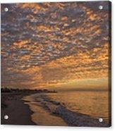 Seabright Sunrise Acrylic Print