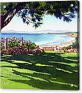 Seagrove Park Del Mar Acrylic Print