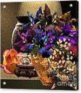 Seagrove Rose Acrylic Print