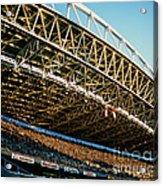 Seahawks Stadium 3 Acrylic Print