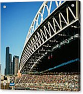 Seahawks Stadium 5 Acrylic Print