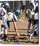 Seahawks Vs Bruins 7987 Acrylic Print
