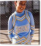 Seahawks Vs Bruins 8110 Acrylic Print