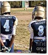 Seahawks Vs Bruins 8211 Acrylic Print