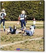 Seahawks Vs Bruins 8268 Acrylic Print