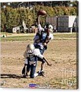 Seahawks Vs Bruins 8340 Acrylic Print