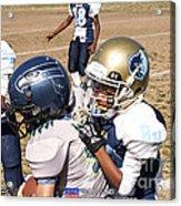 Seahawks Vs Bruins 8384 Acrylic Print
